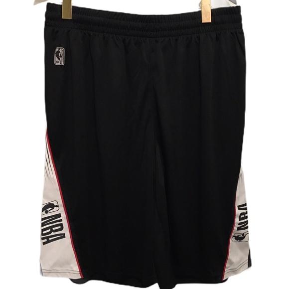 NBA Black Basketball Shorts